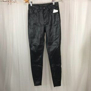 26in Free People Long & Lean High Waist Pants